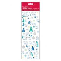 Christmas Stickers - Polar Bear (PMA 804914)