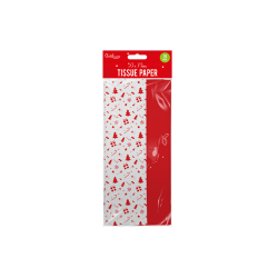 Christmas Tissue Paper - 10 Sheets (XMA1733)
