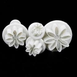 Plunger Cutter set - Daisies (4pcs)