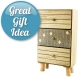 Wooden Drawers (O-59923)