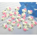 Kitty Head Embellishments (12pcs)