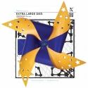Extra Large Dies (9pcs) - Large Straight Pinwheel (XCU 503259)