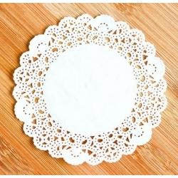 Paper Doilies White (24pcs)