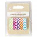 Printed Paper Tape, 5 rolls (U-83295)