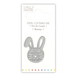 Simply Creative Mini Die - Bunny (SCDIE078)
