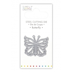 Simply Creative Mini Die - Butterfly (SCDIE070)