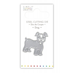 Simply Creative Mini Die - Dog (SCDIE066)
