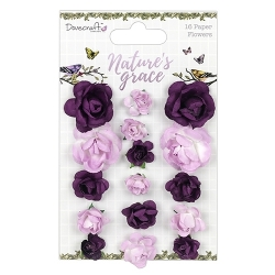 Dovecraft Nature's Grace Paper Flowers (DCFLW019)