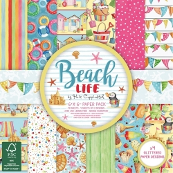 Helz Beach Life 6x6 FSC Paper Pad (HZPAP006)
