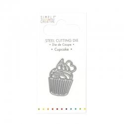 Simply Creative Mini Die - Cupcake (SCDIE074)
