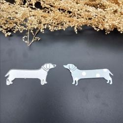 Printable Heaven die - Little Sausage Dog (1pc)