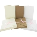 Card Blanks, Envelopes, Card Bags and Card
