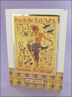 Paulette Duval card