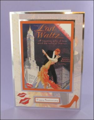 The Lost Waltz card