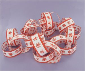Snowflake Paper Chains