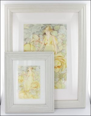Dream Roses framed prints