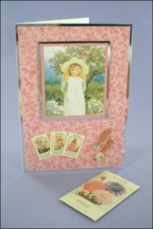 Orchard Girl Seeds card