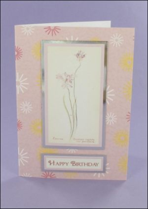 Covena A6 Birthday Card