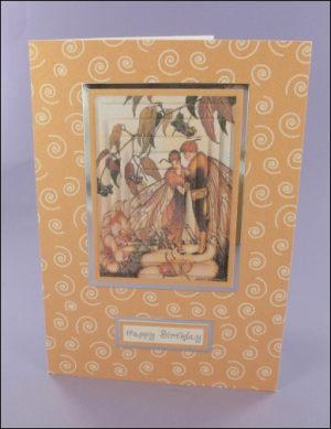 Nuova Pyramage card