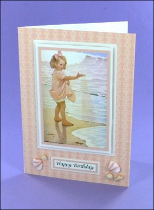 JWS Little Drops of Water card