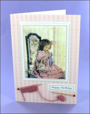JWS Alice Knitting card