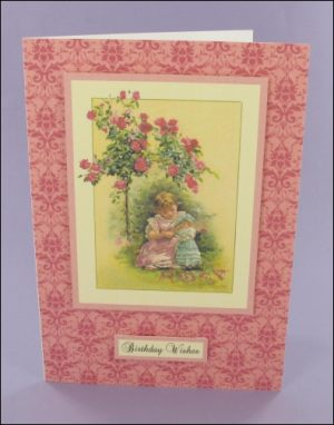 Under The Roses card