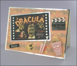 Dracula Movie card
