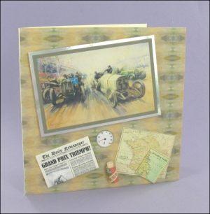 Grand Prix at Dieppe Card