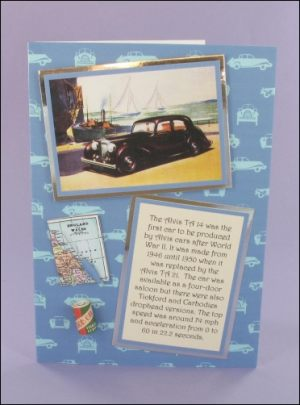 Alvis 14 card
