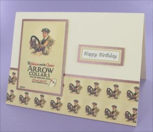 Arrow Collars Men's card