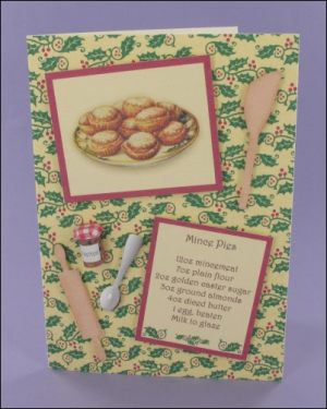 Mince Pies card