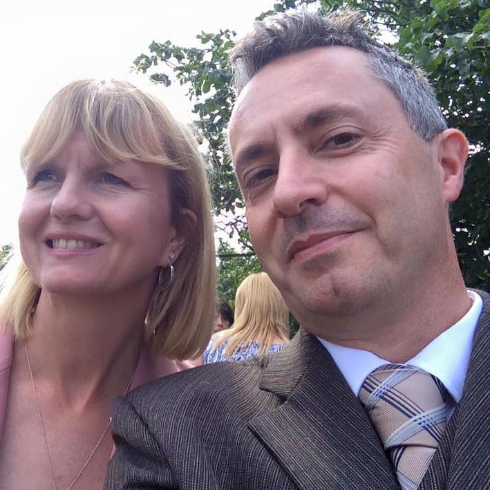 Sandie & Andy