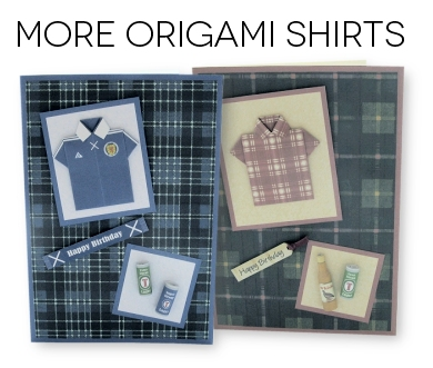 More Origami Shirts
