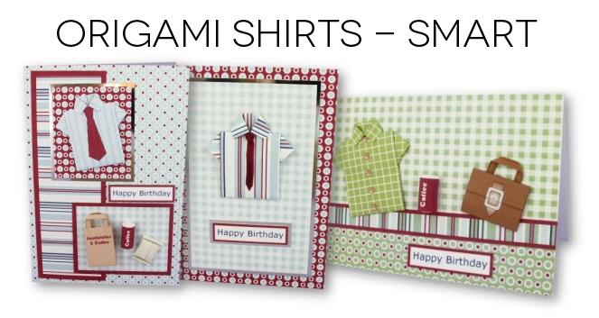 Origami Shirts - Smart