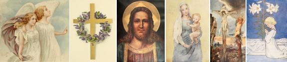 Christian Art & Verse