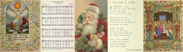Christmas poems and pictures